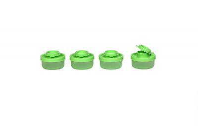 Signoraware Small Spice Shaker Set, 40ml, Set of 4