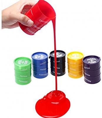 Webby Barrel O Slime Toy