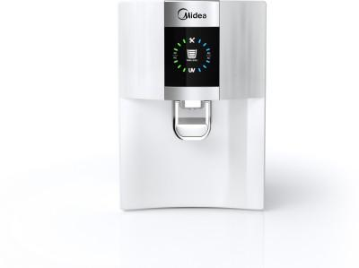 Midea MWPRU080AL7 Antibacterial Replaceable Tank 8 L RO + UV Water Purifier