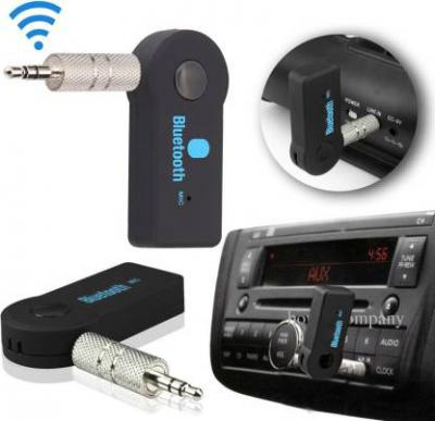 Anoke v3.0 Car Bluetooth Device with Adapter Dongle, Transmitter  (Black)
