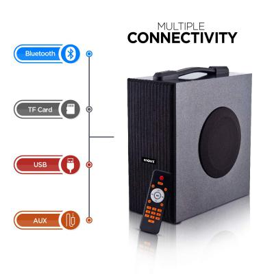 Envent Rock 250 25W Mini Tower Bluetooth Speaker