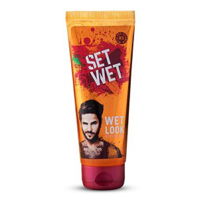 Set Wet Hair Gel Wet Look (100ml Tube)