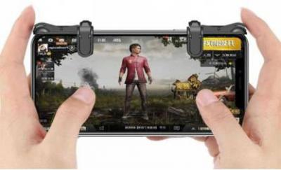 LIFE MUSIC Mobile Phone Gaming L1R1 Buttons Trigger for Pubg ROS Fire Shooter Controller Button Aim Key L1 R1  Gamepad