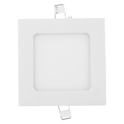 Lexton Lex-6W-S-1Y-A 6-Watt LED Panel Light (White, Square)