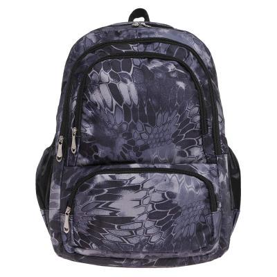 Fur Jaden 20 Ltrs Black Casual Backpack