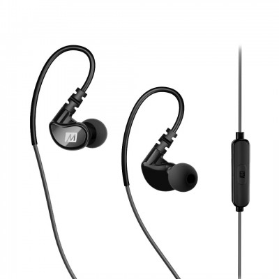 MEE Audio EP-X1-GYBK in-Ear Sports Headphones with