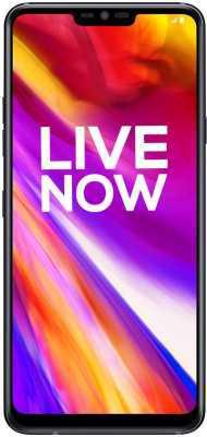 LG G7+ ThinQ (Black, 128 GB) (Unboxed)