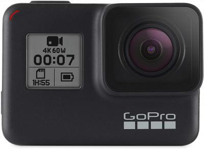 (Renewed) GoPro CHDHX-701-RW Hero7 Camera (Black)