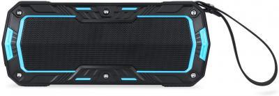 (Renewed) Zoook Rocker Encore Shockproof-Dustproof-Splashproof-Snowproof Rugged Outdoor 12w Bluetooth Speaker