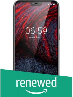 (Renewed) Nokia 6.1 Plus (6GB RAM, 64GB Storage)