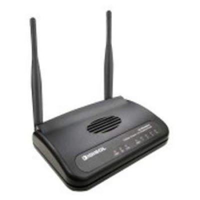 Digisol DG-BR4400AC AC750 Wireless Dual Band Broadband Router (Black)
