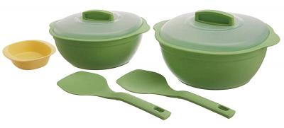 SignoraWare Casserole Set of 2 and Serving Bowl