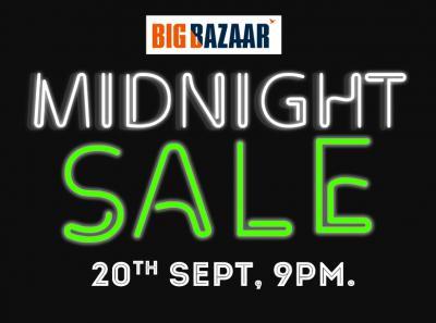 Bigbaazar Midnight Sale: Select your Offer