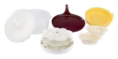 Signoraware Plastic Container Set, 5-Pieces