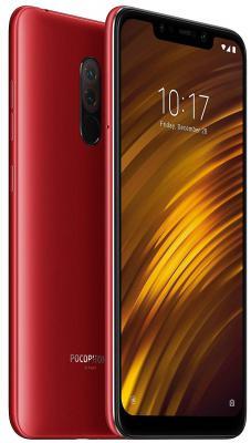 (Renewed) POCO F1 (6GB/128GB, Rosso RED)