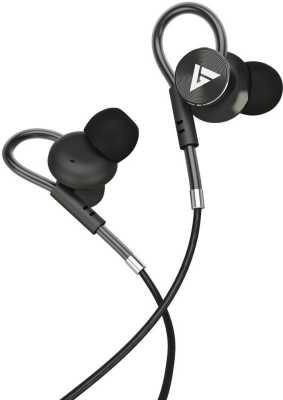 Boult Audio ProBass Loupe Wired Headset with Mic
