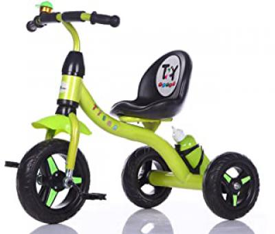 Toy house tricycle -
