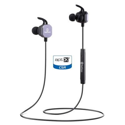 GeekCases BT707 GC-BT-EP-707 BeXitar BT707 Magnetic Wireless Bluetooth in-Ear Headphones with Mic (Black)