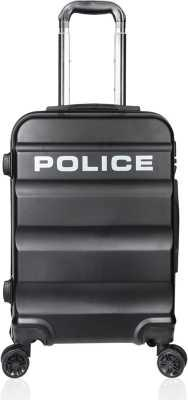 Police Terminal Expandable Check-in Luggage - 28 inch