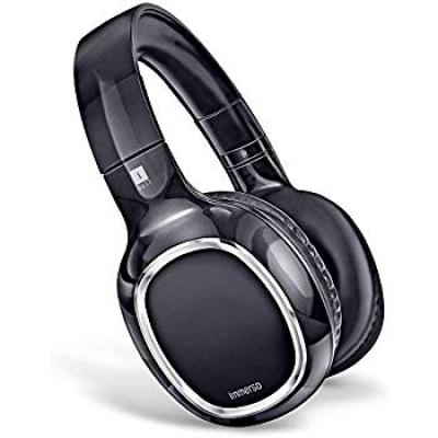 iBall Immerso Bluetooth Headphone with Mic (Black)