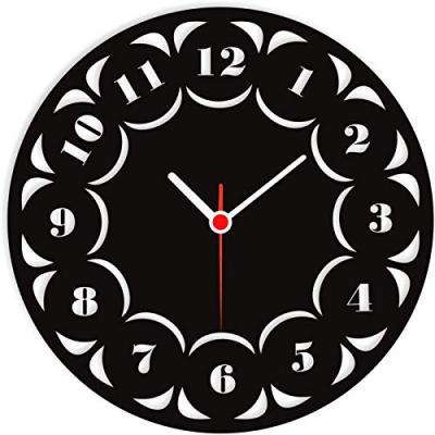 ENA Decor Round Dial Wall Clock