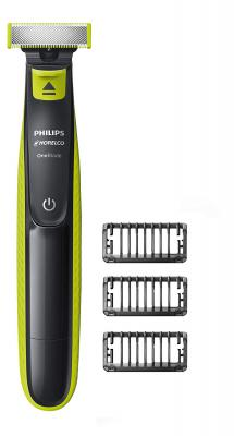 Philips Norelco Oneblade Hybrid Electric Trimmer And Shaver, Qp2520/70-Multicolor