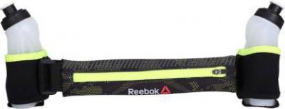 REEBOK Waist Bag (Black, Green)