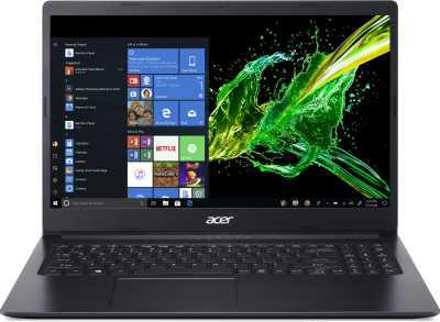 Acer Aspire 3 Pentium Quad Core - (4 GB/500 GB HDD/Windows 10 Home) A315-34 Laptop  (15.6 inch, Charcoal Black, 1.9 kg)