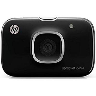 HP Sprocket 2-in-1 Portable Photo Printer and Instant Camera