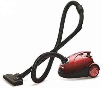 Eureka Forbes Quick Clean DX 1200-Watt Vacuum Cleaner for Home with Free Reusable dust Bag