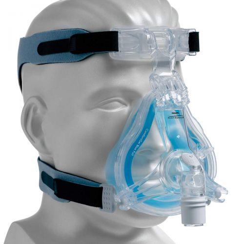 Philips Mas Respironics Comfort Gel Full Face Mask
