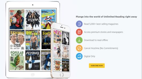 Free Magzter Gold Subscription for 1 Month: Read Premium Magazines & Newspapers