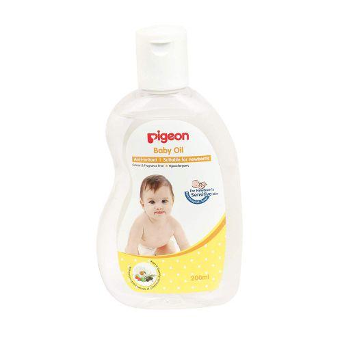 Pigeon Baby Oil, 200 ml