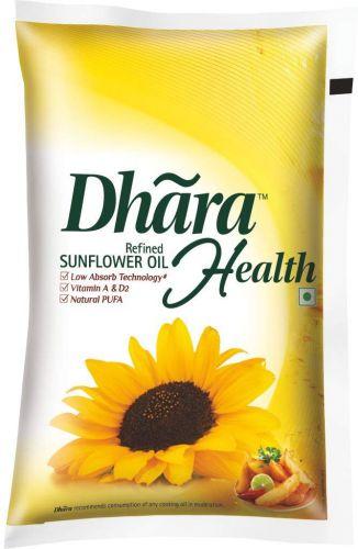 Dhara Sunflower Oil, 1 L (BOM3)