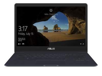 ASUS ZenBook 13 UX331FAL-EG075T 13.3-inch Laptop (8th Gen Core i5-8265U/8GB/256GB SSD/Windows 10 Home (64bit)/Integrated Graphics), Deep Dive Blue