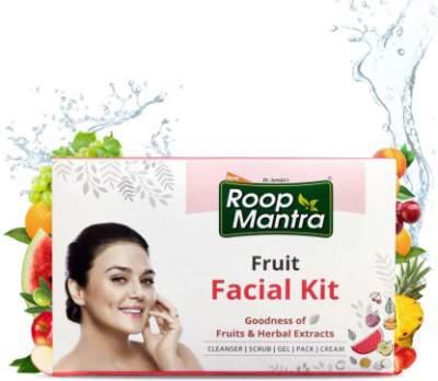 Roop Mantra Fruit Facial Kit
