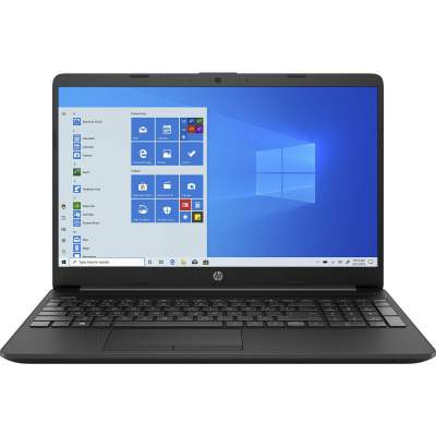 HP 15s du2071TU 15.6-inch Laptop, Jet Black