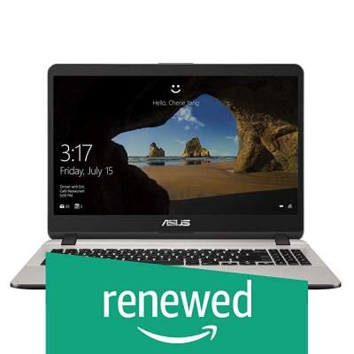 (Renewed) ASUS VivoBook X507UF Intel Core i5 8th Gen 15.6-inch FHD Thin and Light Laptop, X507UF-EJ300T