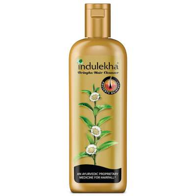 Indulekha Bringha Anti Hair Fall Hair Cleanser Shampoo 340ml