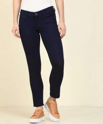 [Pre-Book] Lee Skinny Women Dark Blue Jeans