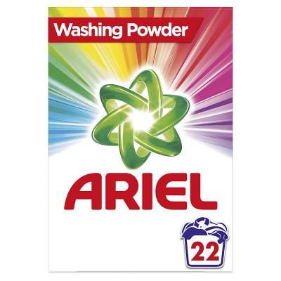 Ariel Colour Washing Powder, 22 Washes