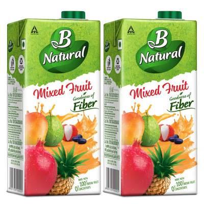 B Natural Festive Juice Pack 20% Off