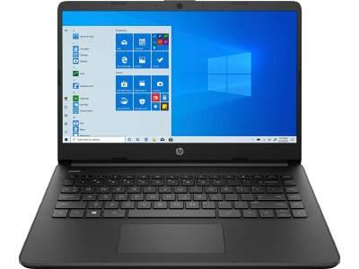 HP 14 Ultra Thin and Light Laptop (10th Gen i5-1035G1/8GB/512GB SSD/Windows 10 Home/MS Office 2019), 14s-dq1090tu