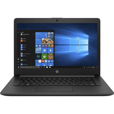 HP 14q cs2003TU 14-inch Laptop (Pentium Silver N5030/4GB/256GB SSD/Windows 10 Home/Integrated Graphics), Jet Black