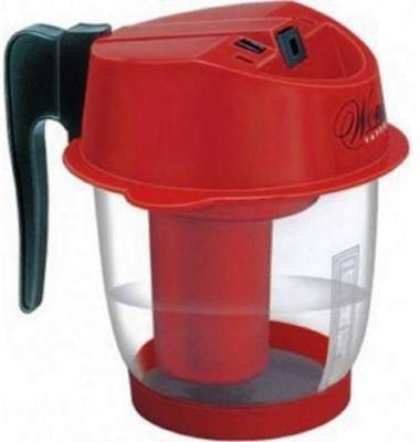 WONDER Steam Inhaler Professional Plastic Vaporize...