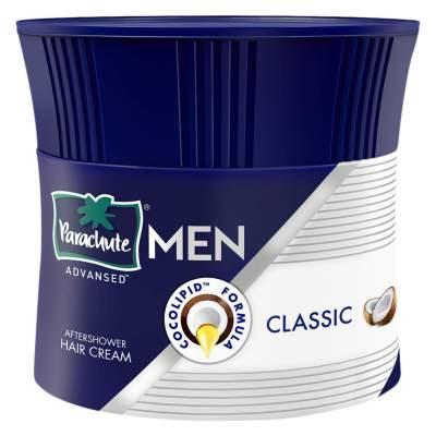 Parachute Advansed Men Hair Cream, Classic,Non- St...