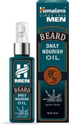 Himalaya Men Beard Daily Nourish Oil 40 ml...