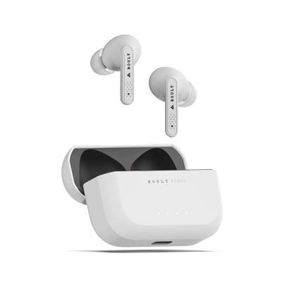 (Renewed) Boult Audio AirBass Propods True Wireless in-Ear Earphones with Touch Controls...