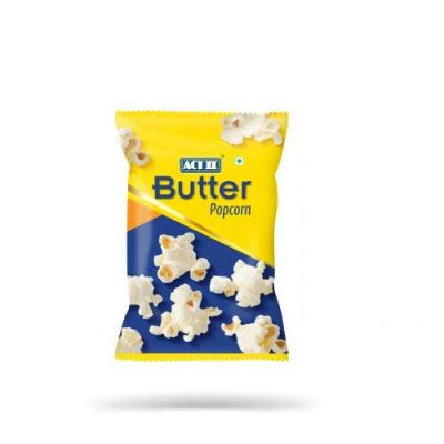 ACT II Butter Flavour Popcorn, 50g