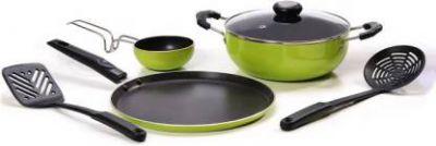 Sumeet Nonstick Six Pix Cookware Set  (Aluminium, 6 - Piece)